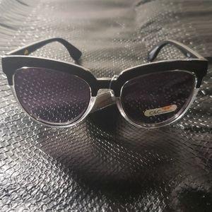 C&C California two tone sunglasses